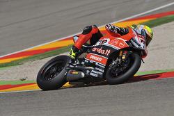 Javier дляes, Ducati Team