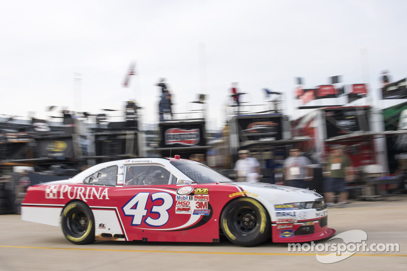 Dakota Armstrong, Richard Petty Motorsports Ford