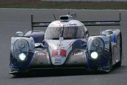 #1 Toyota Racing Toyota TS040-Hybrid: Энтони Дэвидсон, Себастьен Буэми и Казуки Накаджима