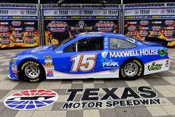 Clint Bowyer, Michael Waltrip Racing, Toyota, mit neuem Sponsorendesign von Maxwell House