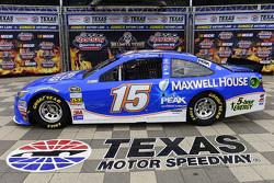 Clint Bowyer, Michael Waltrip Racing Toyota presenta su nuevo patrocinador Maxwell House