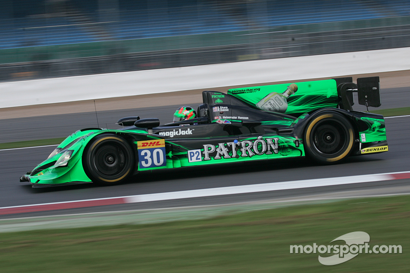#30 Extreme Speed Motorsports HPD ARX 03B - HPD: Scott Sharp, Ryan Dalziel, David Heinemeier Hansson