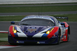 #72 SMP Racing, Ferrari F458 Italia: Victor Shaytar, Andrea Bertolini, Alexey Basov
