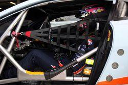 #97 Aston Martin Racing Aston Martin Vantage V8: Darren Turner, Stefan Mücke
