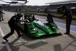 #30 Extreme Speed Motorsports HPD ARX 03B - HPD : Scott Sharp, Ryan Dalziel, David Heinemeier Hansson