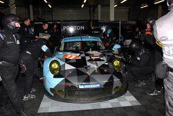 #77 Dempsey Proton Racing Porsche 911 RSR : PatrickDempsey, Patrick Long, Marco Seefried