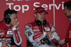 Marcel Fassler and Andre Lotterer