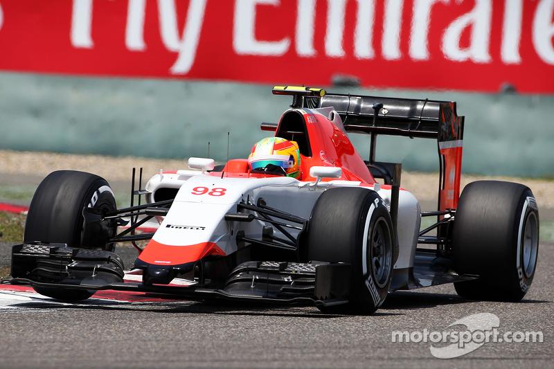 Roberto Merhi - 13 GPs
