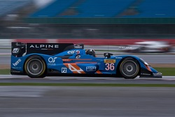 #36 Signitech Alpine A450b - Nissan: Nelson Panciatici, Paul Loup Chatin, Vincent Capillaire