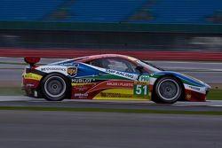 Ferrari F458 Italia команды AF Corse: Джанмария Бруни, Тони Виландер