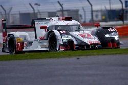 #7 Audi Sport Team Joest Audi R18 e-tron quattro : Marcel Fassler, Andre Lotterer, Benoit Tréluyer
