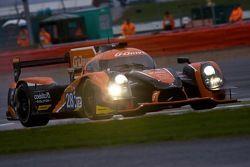 #28 G-Drive Racing Ligier JS P2 - Nissan : Gustavo Yacaman, Luis Felipe Derani, Ricardo Gonzalez