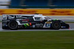 #42 Strakka Racing, Dome Strakka S103 - Nissan: Nick Leventis, Danny Watts, Jonny Kane