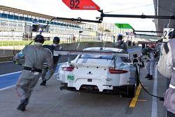 #92 Porsche Manthey Porsche 911 RSR Takımı: Patrick Pilet,Frederic Makowiecki