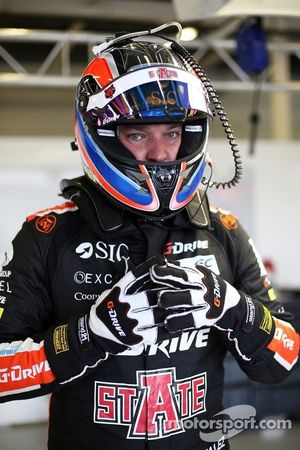 Ricardo Gonzalez G-Drive Racing Ligier JS P2 - Nissan