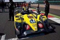 #44 Ibanez Racing Oreca 03R Nissan : Michele la Rosa and Yukata Yamagishi