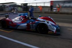 #33 Eurasia Motorsport Oreca O3R -尼桑: Pu Jun Jin, Nick de Bruijn