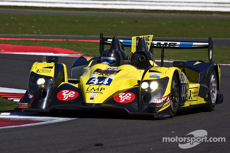 #44 Ibanez Racing Oreca 03R Nissan: Michele la Rosa and Yukata Yamagishi