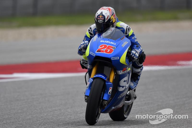 Maverick Viñales, 铃木MotoGP车队