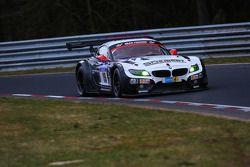 #19 BMW Sports Trophy Team Schubert, BMW Z4: Dirk Müller, Alexander Sims, Dirk Werner, Marco Wittman