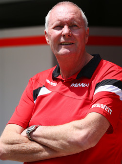 John Booth, Teamchef Manor F1 Team