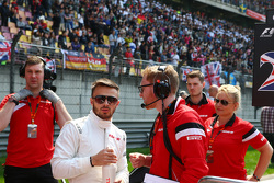 Will Stevens, Manor F1 Team en la parrilla