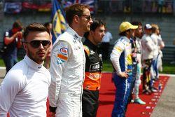 Will Stevens, Manor F1 Team di grid