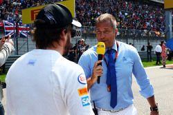 Кай Эбель, телекомпания RTL и Фернандо Алонсо, McLaren
