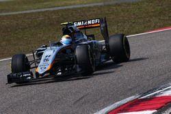 Серхио Перес, Sahara Force India F1 VJM08