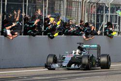 Lewis Hamilton, Mercedes AMG F1 Team Mercedes AMG F1 W06