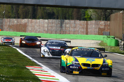 #0 BMW Sports Trophy Team Brasil BMW Z4: Caca Bueno, Sergio Jimenez