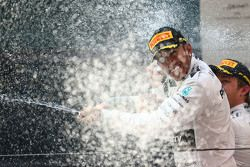 1ое место - Льюис Хэмилтон Mercedes AMG F1