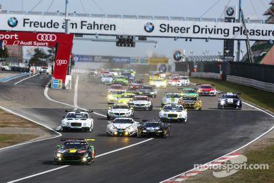 Qualifikationsrennen der 24 Stunden am Nürburgring