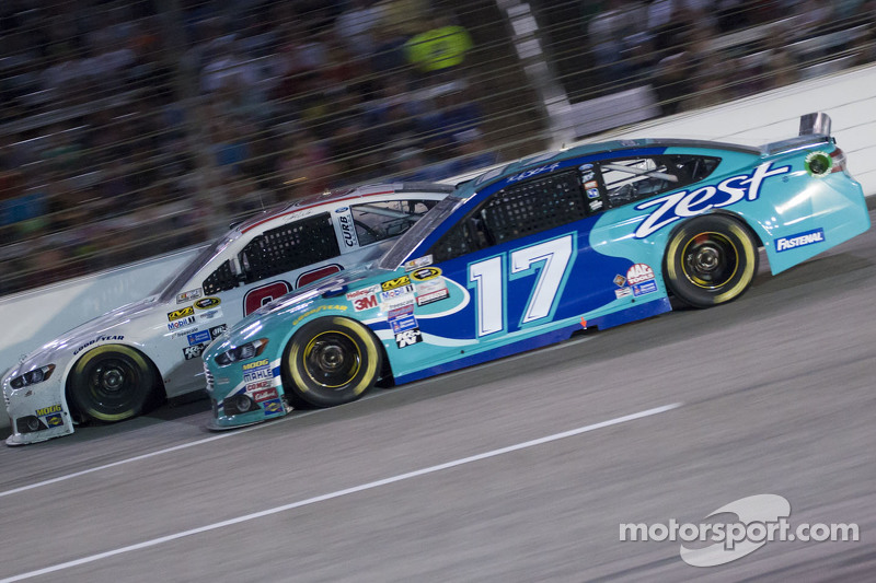 Ricky Stenhouse jr., Roush Fenway, Ford