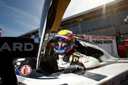 Mark Webber, Porsche Takımı