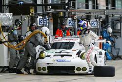 #92 Porsche Team Manthey 911 RSR: Patrick Pilet and Frederic Makowiecki