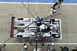 #18 Porsche Team 919 Hybrid : Romain Dumas, Neel Jani, Marc Lieb