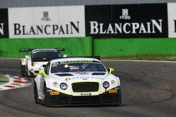 #84 Bentley Team HTP Bentley Continental GT3: Harold Primat, Vincent Abril, Mike Parisy
