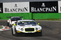 #84 Bentley Team HTP Bentley Continental GT3: Harold Primat, Vincent Abril, Mike Parisy