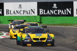 #77 BMW Sports Trophy Team Brasil BMW Z4: Valdeno Brito, Atila Abreu, Ricard Sperafico