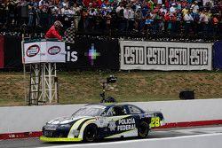 #28 Ruben Rovelo,G3C Racing Team ganador de la carrera