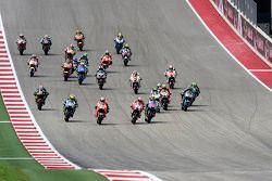 Départ : Andrea Dovizioso, Ducati Team leader