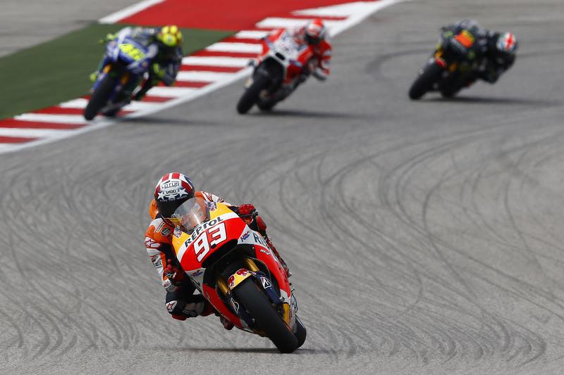 2015: GP de las Américas (MotoGP) - COTA