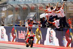 Kazanan: Marc Marquez, Repsol Honda Takımı