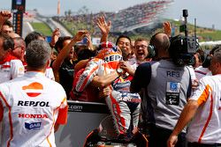 Winner: Marc Marquez, Repsol Honda Team