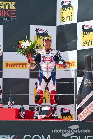 Kyle Smith, Pata Honda, tercer lugar