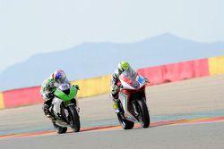 Jules Cluzel, MV Agusta et Kenan Sofuoglu, Puccetti Racing Kawasaki