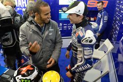 Lewis Hamilton y Marc Márquez disputarán título