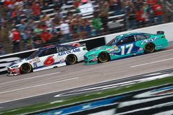Trevor Bayne, Roush Fenway Racing Ford ve Ricky Stenhouse Jr., Roush Fenway Racing Ford