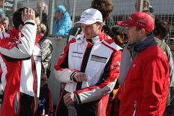 Neel Jani, Marc Lieb ve Marcel Fassler